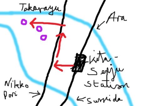 Uploaded Image: kitasenju-map.jpg